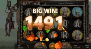 Steam-Tower™-new-slot-NetEnt-2015-free-spins-big-win